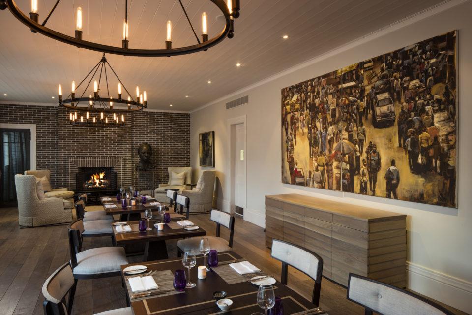 Leeu Estates Dining Room