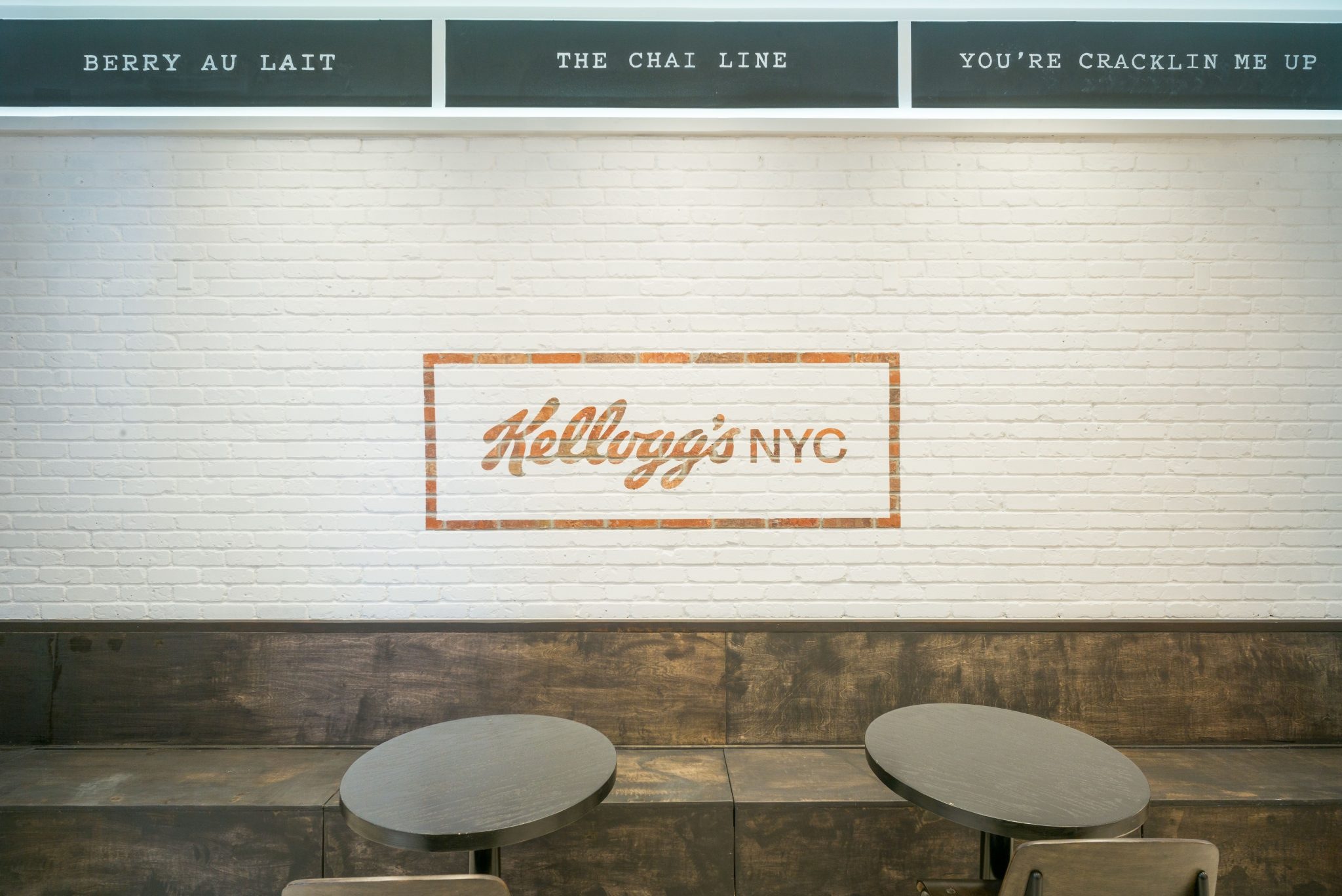 Kelloggs opens cereal restaurant in Time's Square