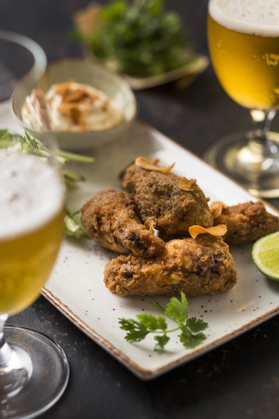Chilli & Lime Chicken Wings (2)