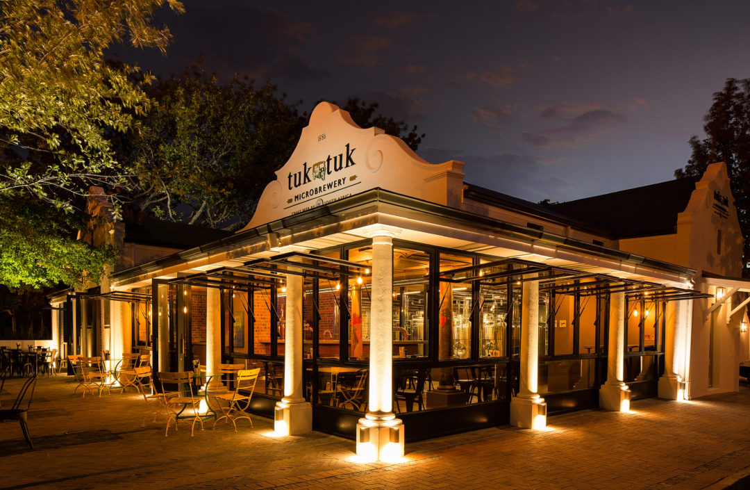 Tuk into these new Franschhoek brews HOSPITALITY HEDONIST -SOUTH AFRICAN TRAVEL | FASHION | LIFESTYLE 11
