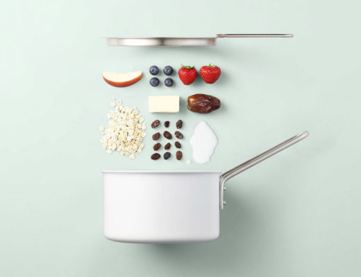mikkel jul hvilshojs food dishes 02 520x400 - Minimalist Food Photgraphy