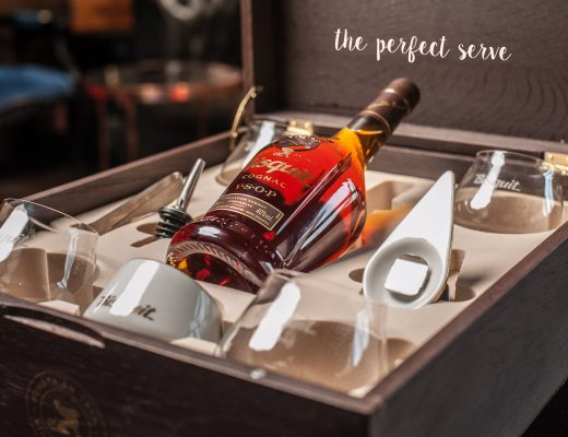 The Perfect Serve: Bisquit Cognac 2