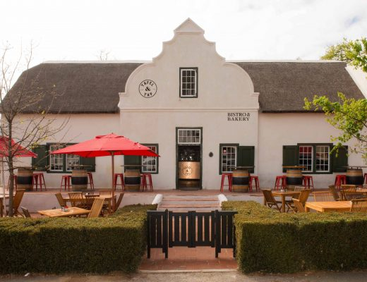 """Juno"" the new home of Tafel & Tap-Paarl 