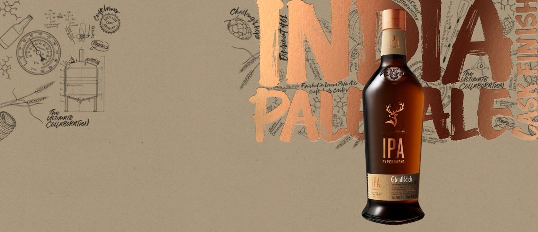 Glenfiddich produces a Pioneered IPA and Experimental Single Malt 3