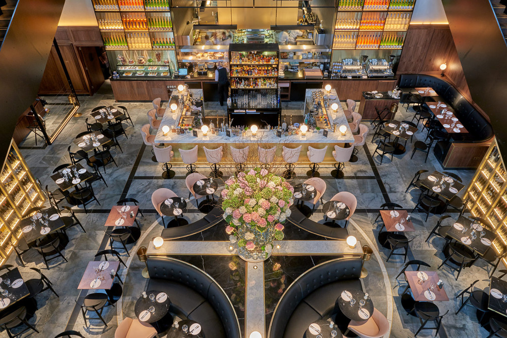 News Cafe Rosebank: Voted most stylish bar in Middle East & Africa 6