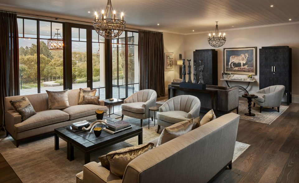 Leeu Estates Lounge 960x588 960x588 - Leeu Estates: Travel + Leisure's Best New Hotels 2017