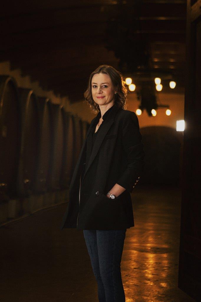 Andrea Freeborough Nederburg cellar master HR 1 - Wine Crush Wednesday: Nederburg The Winemasters Riesling 2015
