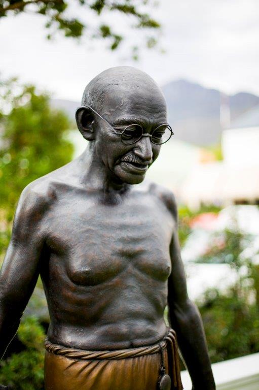 Gandhi 1 - Everard Read to open in Franschhoek
