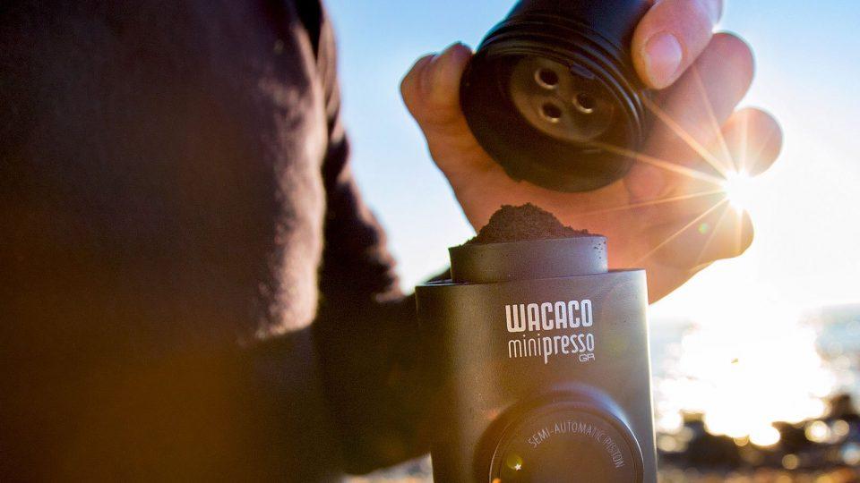 Ground Coffee 960x540 - Gadgets: Minipresso from Wacaco