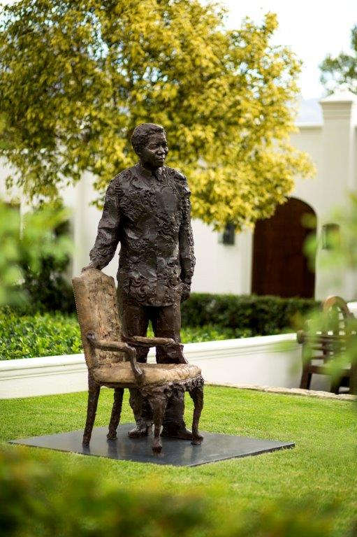 Mandela 7 - Everard Read to open in Franschhoek