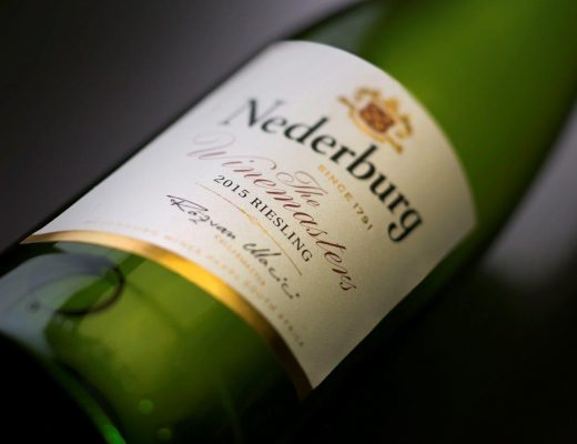 Wine Crush Wednesday: Nederburg The Winemasters Riesling 2015 2
