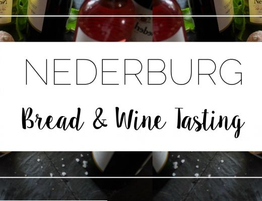 Wine Crush Wednesday: Nederberg's Proe Paarl new Bread & Wine Tasting 5