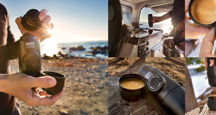 Gadgets: Minipresso from Wacaco 1
