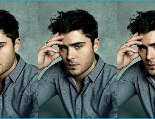 Zac Efron X Hugo Man