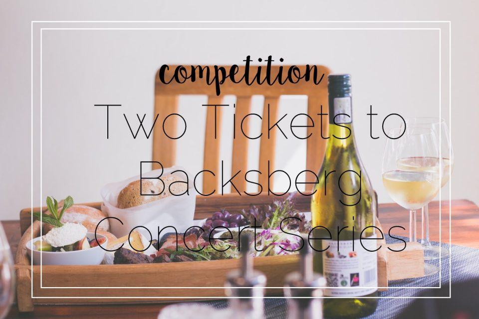Backsberg 960x640 - Backsberg Sunday Picnic Concerts & Competition