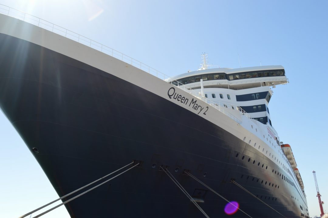 Cruising the Queen Mary 2 4