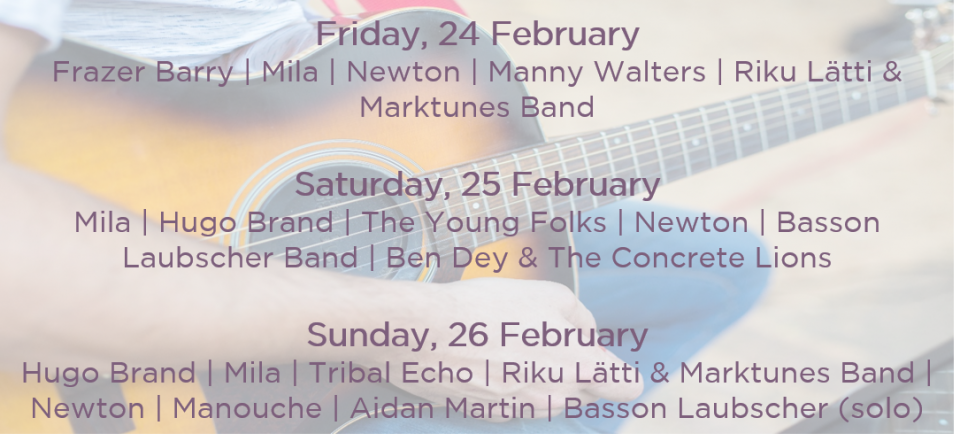 Entertainment1 960x441 - Stellenbosch Wine Festival 24-26 Feb