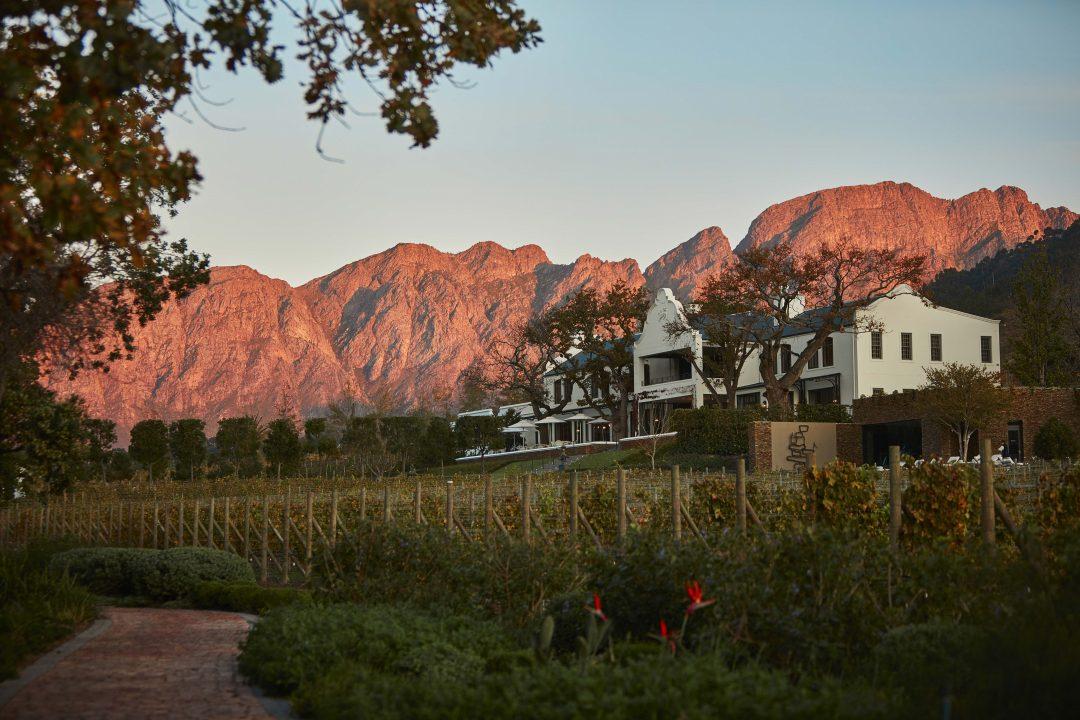 Leeu Estates: Travel + Leisure's Best New Hotels 2017 | HOSPITALITY HEDONIST -SOUTH AFRICAN TRAVEL | FASHION | LIFESTYLE image 1
