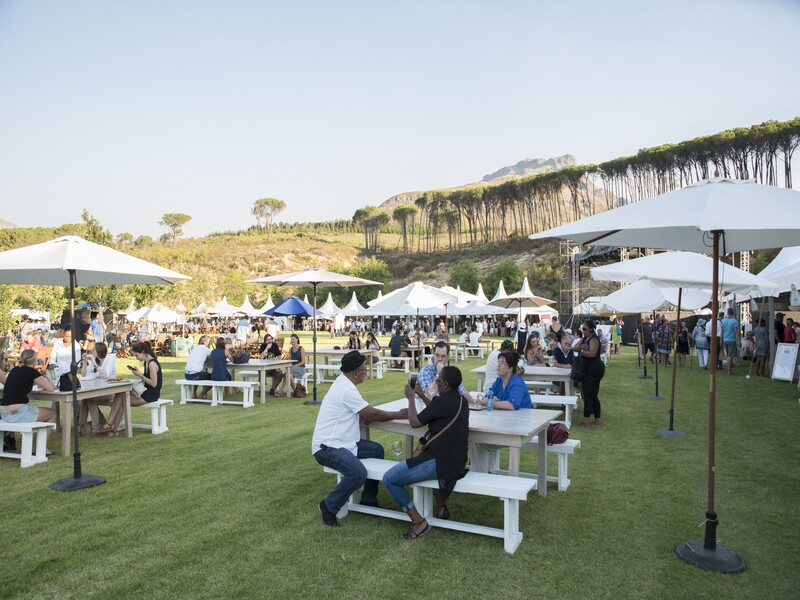 VDM 7587 - Stellenbosch Wine Festival 24-26 Feb