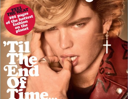 Jordan Barrett channels George Michael for British GQ Style. HOSPITALITY HEDONIST -SOUTH AFRICAN TRAVEL | FASHION | LIFESTYLE 5