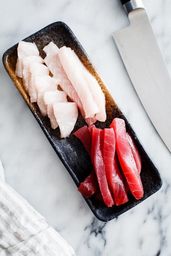 sushi at home 62 - Sushi & Shannon Vineyards Sanctuary Peak Sauvignon Blanc