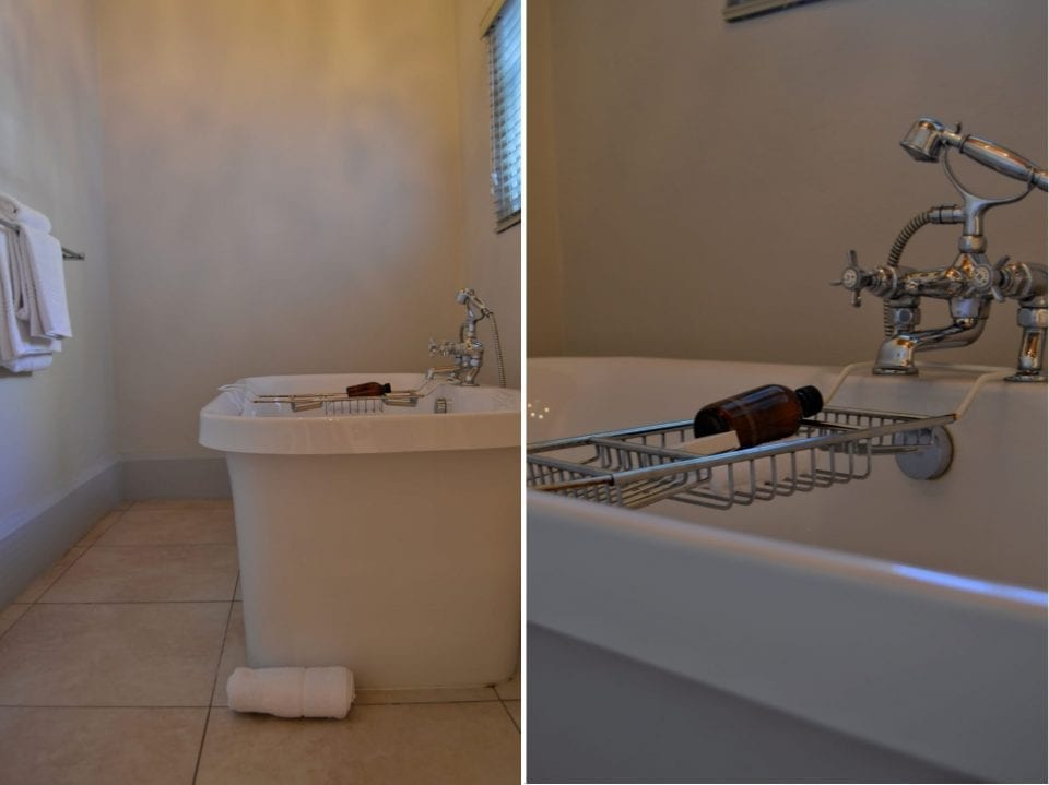 Bathroom La petite ferme 960x719 - La Petite Ferme, Picture Perfect All Year Round