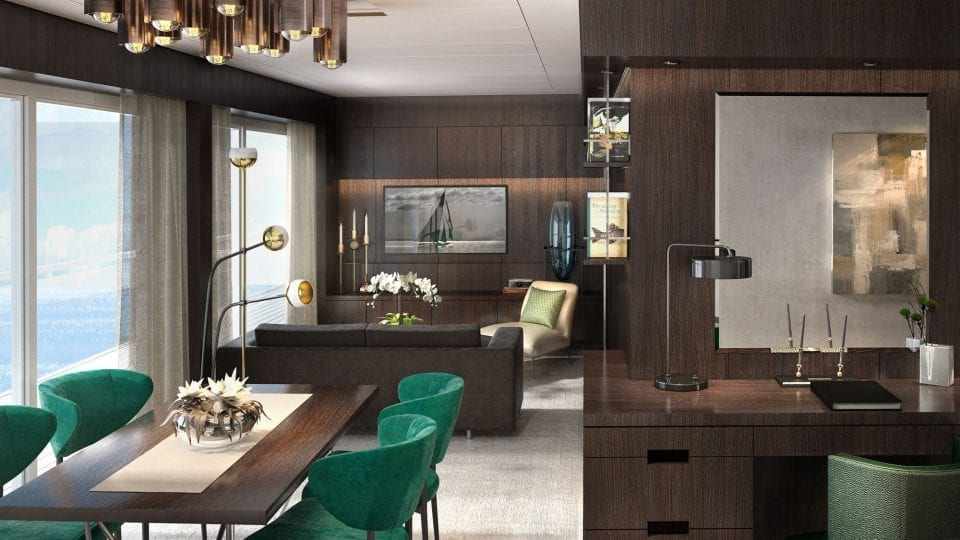 Grand Suite1 960x540 - EXCLUSIVE: The Ritz-Carlton Takes To Sea