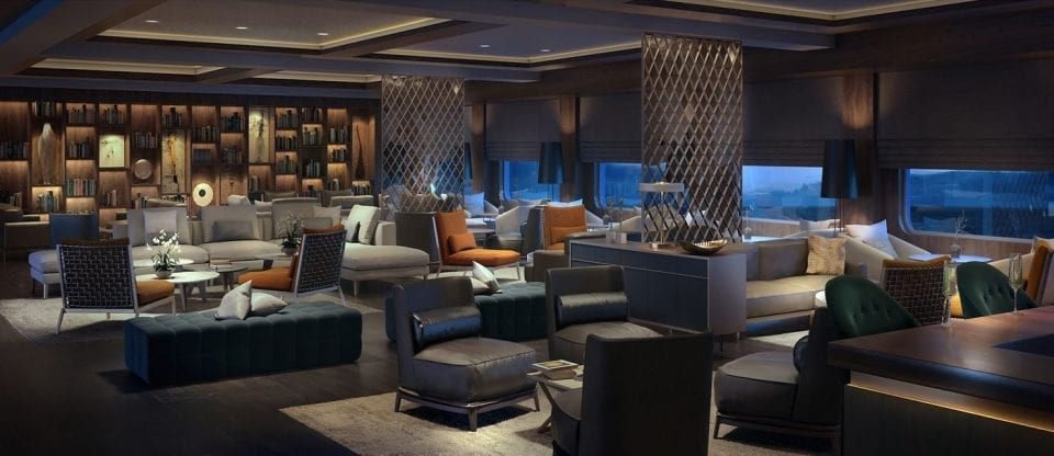 Living Room 960x416 - EXCLUSIVE: The Ritz-Carlton Takes To Sea