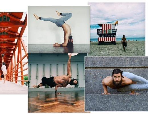 Follow these #BoysOfYoga For Daily Yoga Inspiration