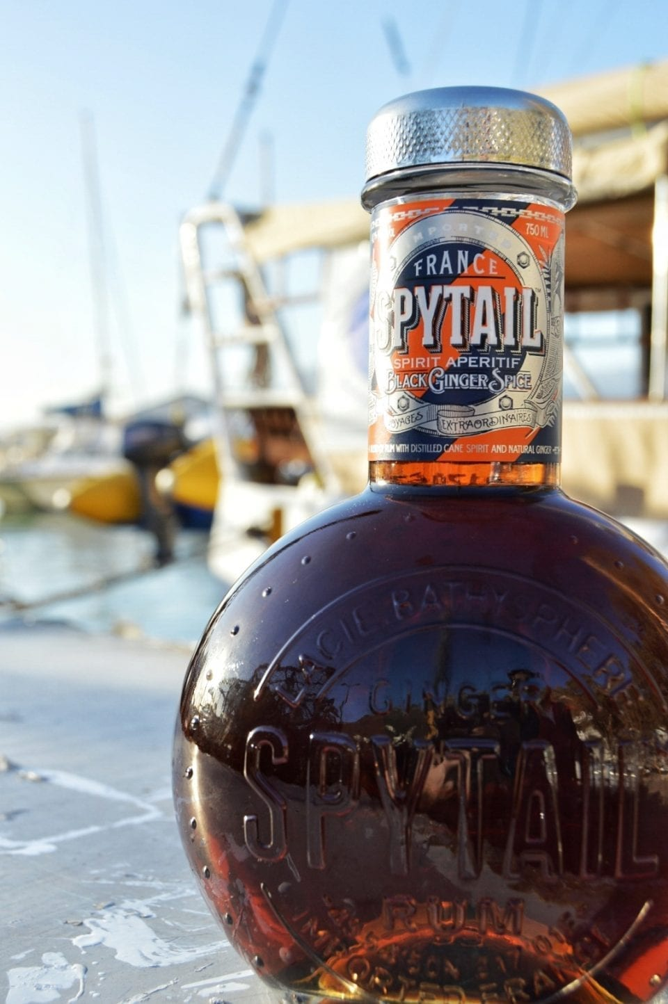 DSC 0103 02 960x1444 - Spytail Dark Rum: Ginger-ly joins the South African drinks Industry