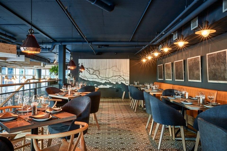 Wishbone Cafe Bistro Santon Hospitality Heodnist 6 960x640 - Look Inside: Wishbone Cafe and Bistro Bar | Sandton