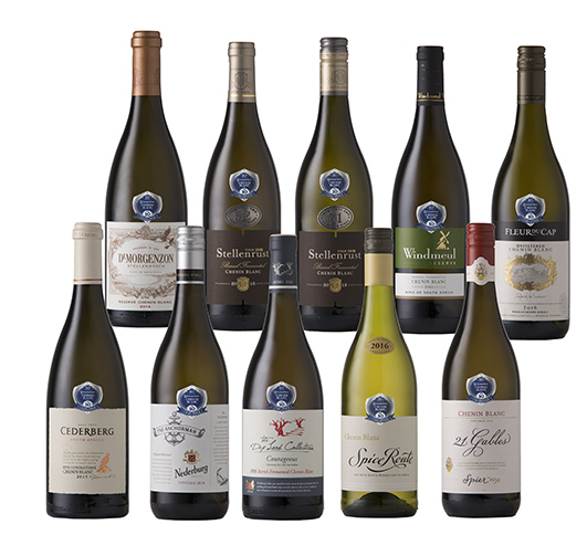 Chenin Blanc - Top 10 Chenin Blancs according to Standard Bank Judges
