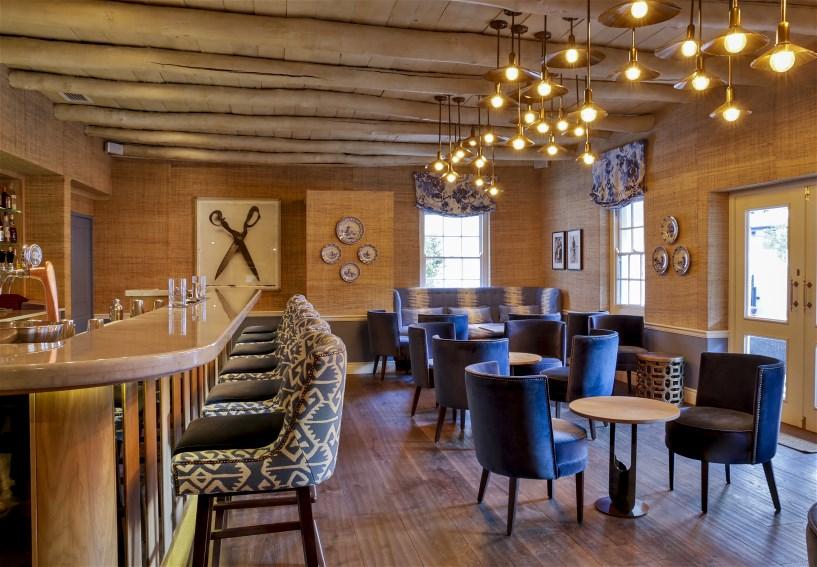 The Bar @ LQF - La Petite Colombe: Love & Light at Le Quartier Francais