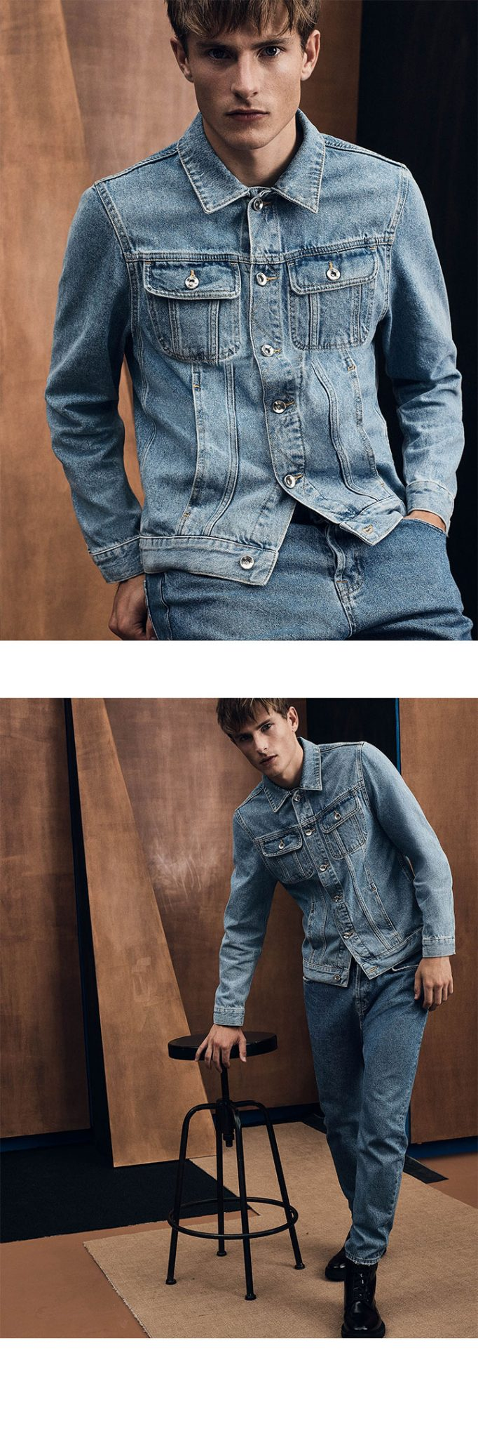 this is denim aw17 man newsletter 01 - This Is Denim | Z A R A