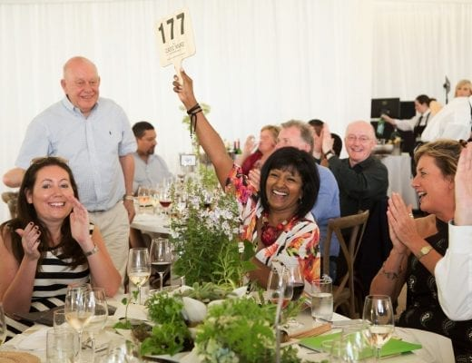 HOSPITALITY HEDONIST -SOUTH AFRICAN TRAVEL   FASHION   LIFESTYLE Q&A Wine & More with Mike Ratcliffe   Cape Wine Auction 2018 image 1